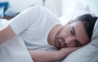 a man wondering what causes erectile dysfunction